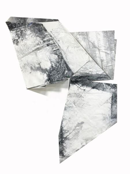Zheng Chongbin 郑重宾, Negative Exponents 负指数, 2017