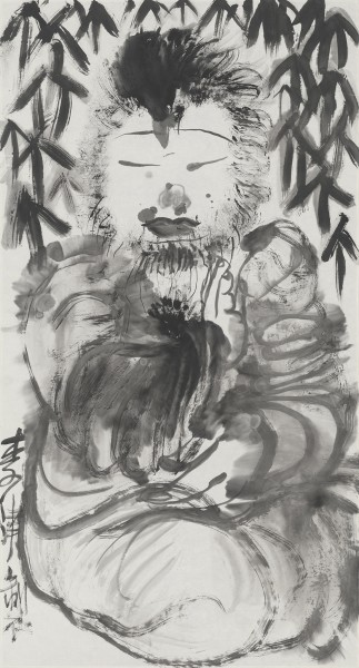Li Jin 李津, Seven Sages of the Bamboo Grove 竹林七贤, 2015