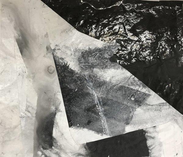 Zheng Chongbin 郑重宾, Untitled No. 3 无题3号, 2018