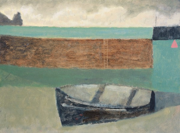Nicholas Turner, Black Boat Mullion