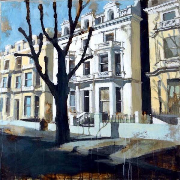 Camilla Dowse, Holland Park II, London