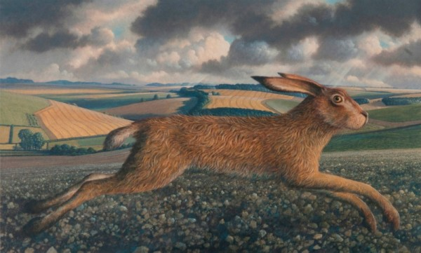 James Lynch, Running Hare, Kingston Deverill