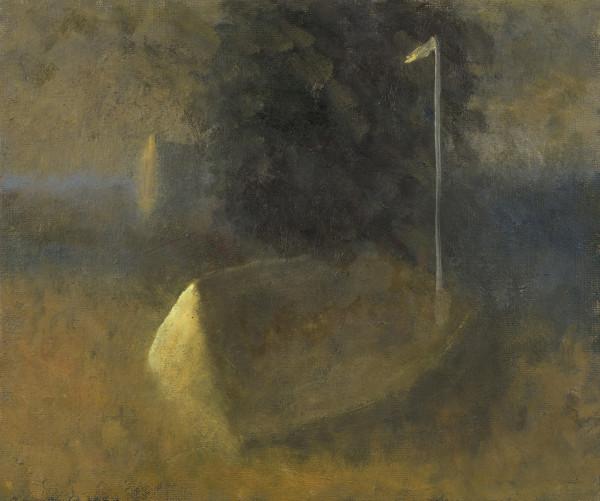 Nicholas Turner, Yellow Boat