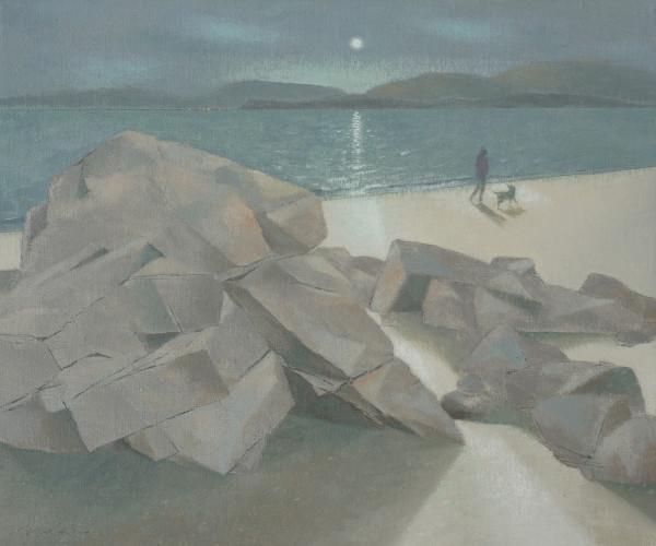 Tom Mabon, Full Moon Over Skye