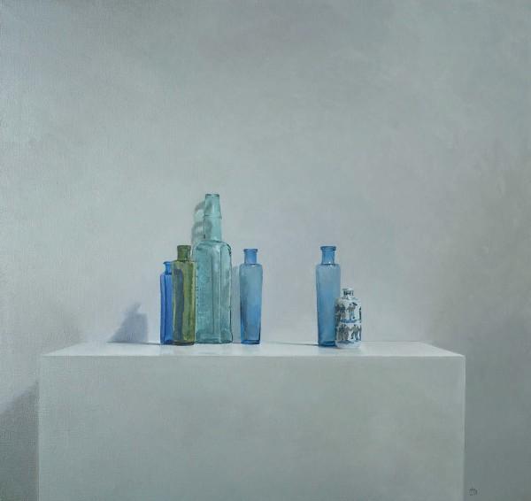 Helen Simmonds, Bottle Collection