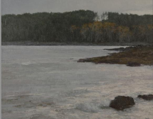 T. Allen Lawson, The Bright Bay