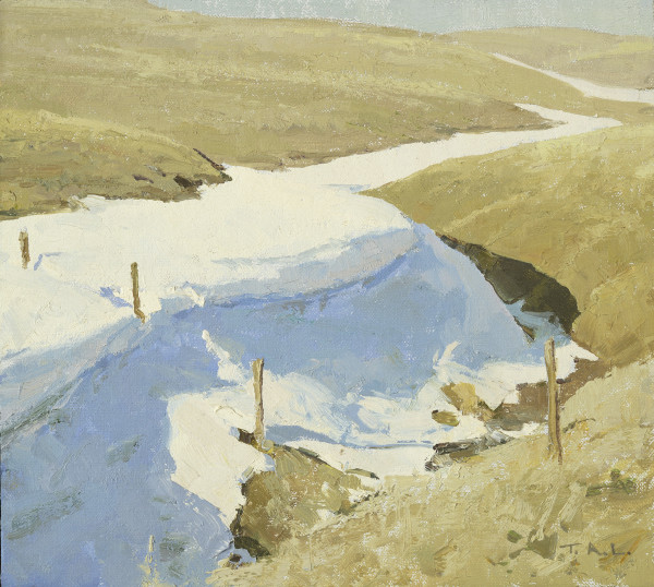 T. Allen Lawson, January's Deposit