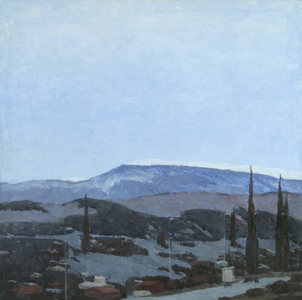 Alla Polkovnichenko, Evening in Amra