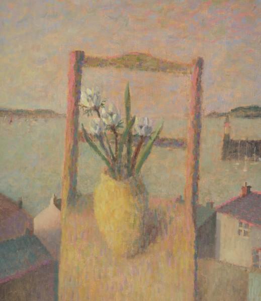 Nicholas Turner, Yellow Vase