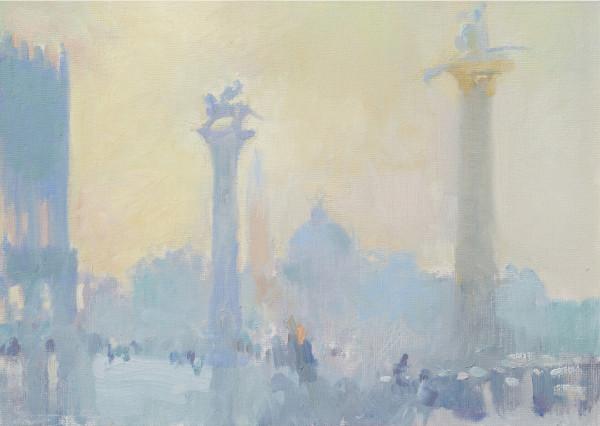 Julia Hawkins, Light Effect, Columns of San Marco