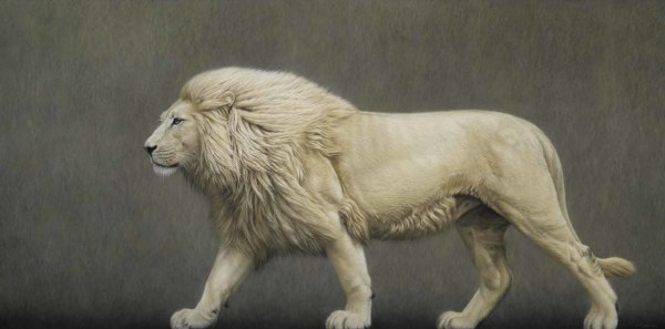 Gary Stinton, White Lion