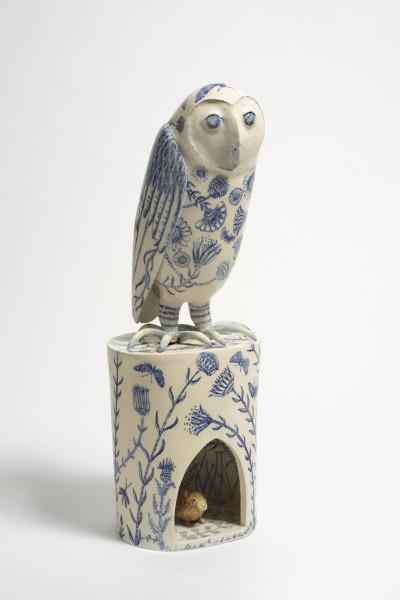 Georgina Warne, Watchful Owl