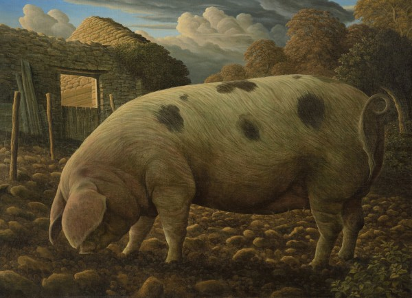 James Lynch, The Pig