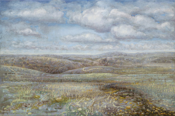Jane Wormell, The Shropshire Hills