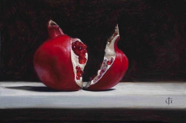 James Gillick, Open Pomegranate