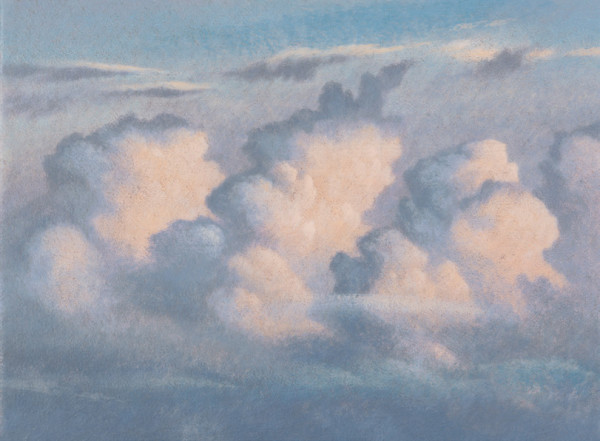 James Lynch, Towering Cumulus, September