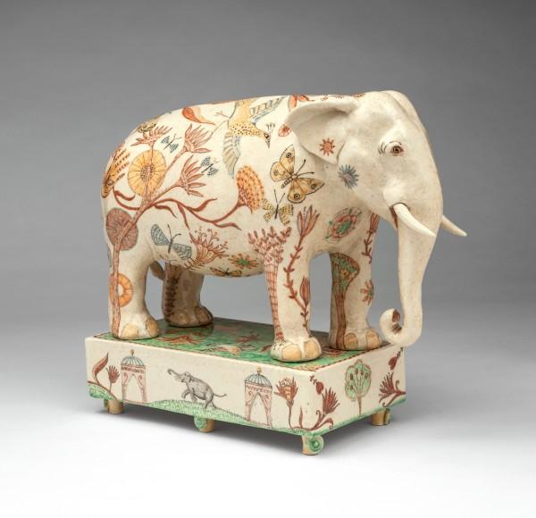 Georgina Warne, The Elephant from Assam