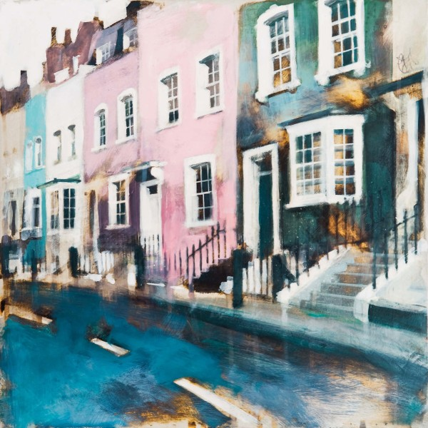 Camilla Dowse, Bywater Street, Chelsea, London