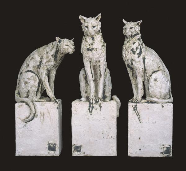Tanya Brett, Egyptian Cat IV & V