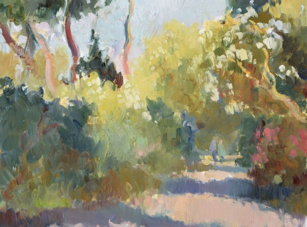 Julia Hawkins, Azalea Walk Wisley Gardens