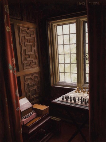 Harry Steen, Rainthorpe - Chess Set