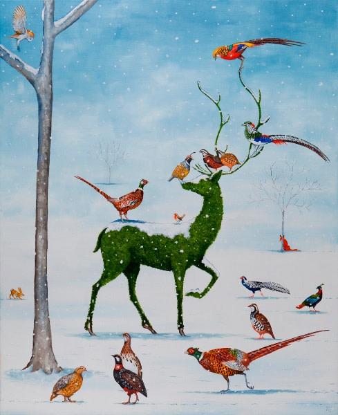 Rebecca Campbell, Winter Wonder Land