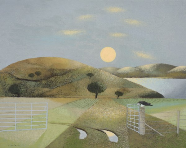Tom Mabon, Osprey, Firth and Rising Moon