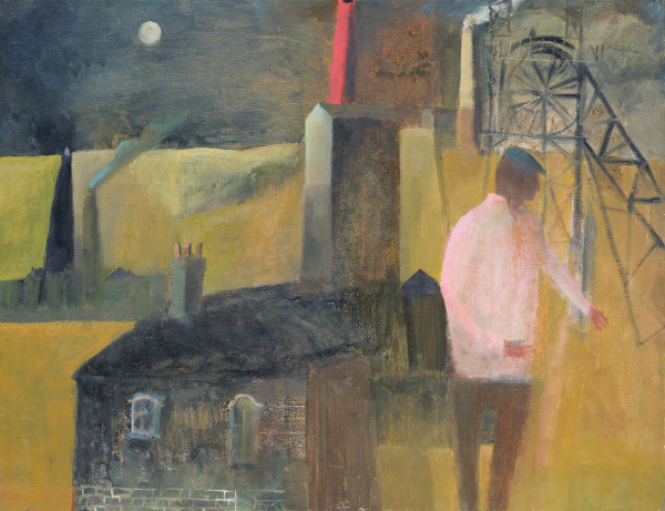 Nicholas Turner, Figure and Chimney