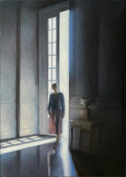 Geneviève Daël, La Visite I