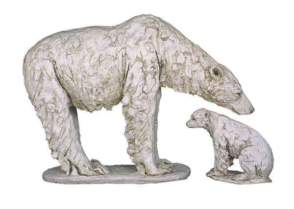 Tanya Brett, Polar Bear Cub