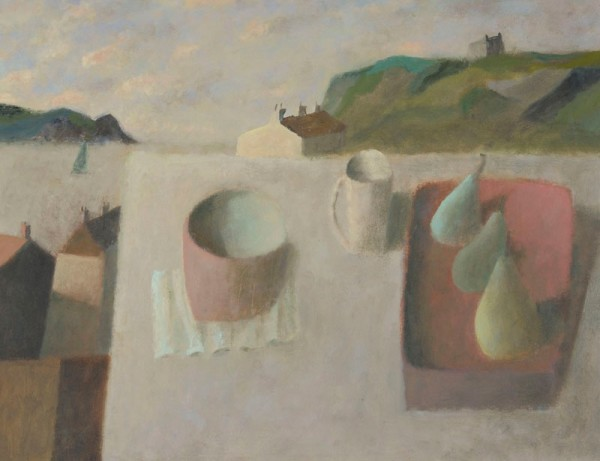 Nicholas Turner, Table with Headland