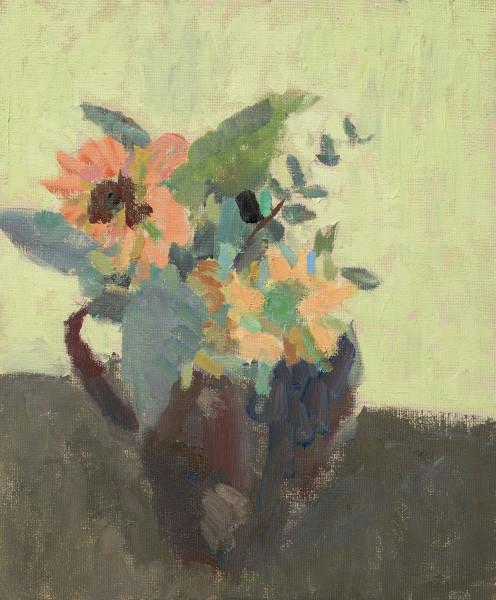 Nicholas Turner, Purple Vase