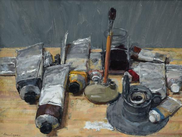 Ben Henriques, Paints