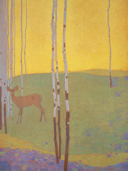 David Grossmann, In the Summer Evening