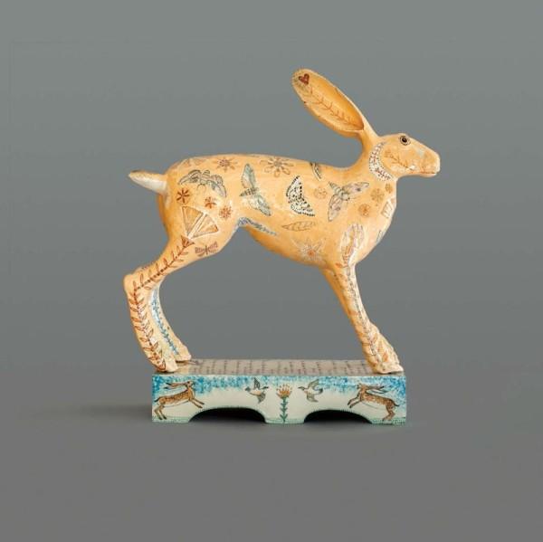 Georgina Warne, Hare at Play
