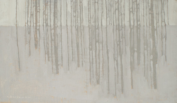David Grossmann, Grey Winter Patterns