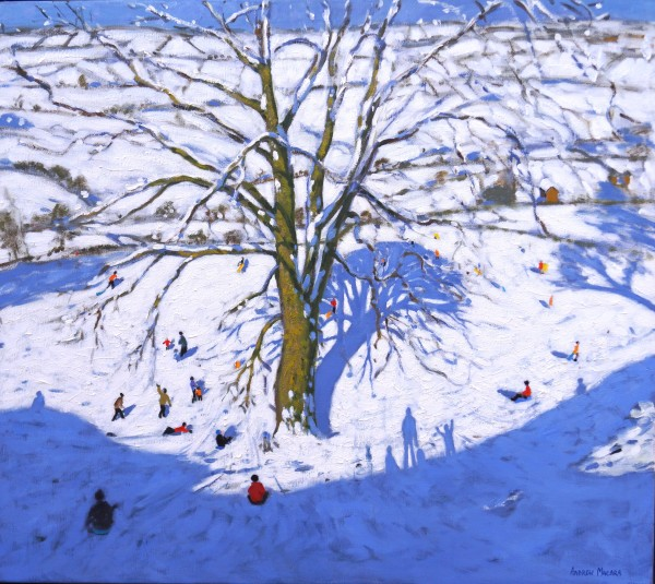 Andrew Macara, Hillside, Elton, near Rowsley, Chatsworth, Derbyshire
