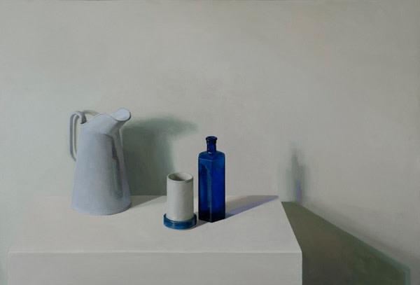 Helen Simmonds, Late Afternoon Light