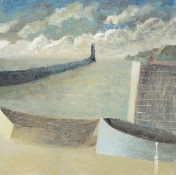 Nicholas Turner, Blue Boat