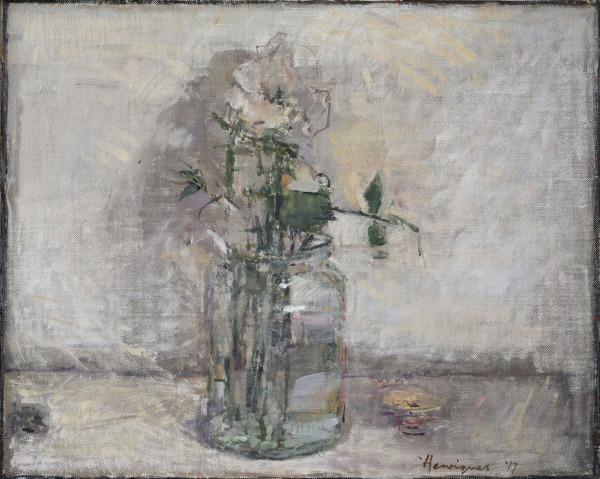 Ben Henriques, White Flowers