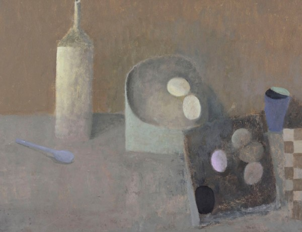 Nicholas Turner, Eggs and Spoon