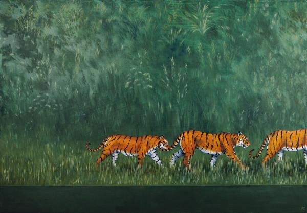 Rebecca Campbell, A Streak of Tigers