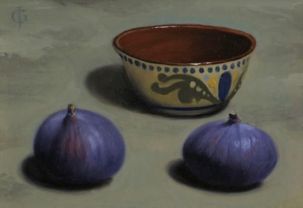 James Gillick, Figs & Bowl