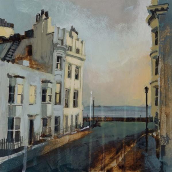 Camilla Dowse, Chichester Place, Brighton (Study)