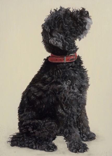 Alison Elliott, Inca (Miniature Poodle)