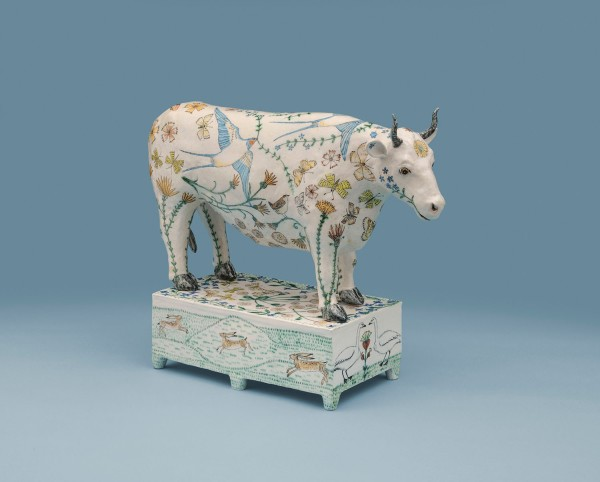 Georgina Warne, Daisy The Prize Heifer
