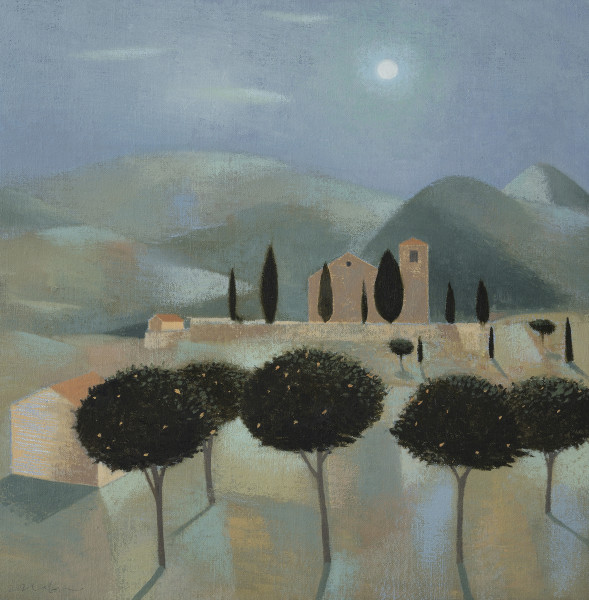 Tom Mabon, Moonlight in the Apennines
