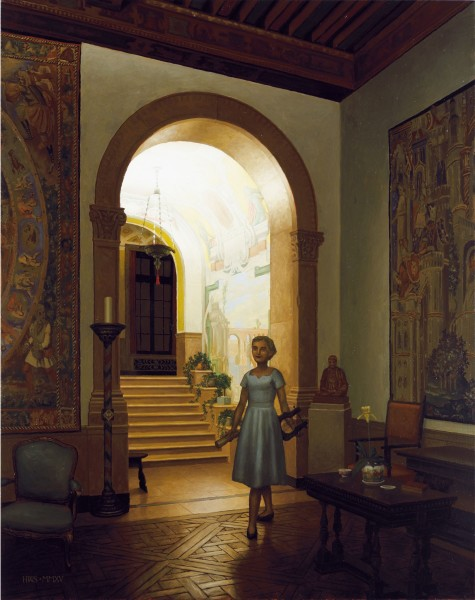 Harry Steen, Music Room, Dumbarton Oaks