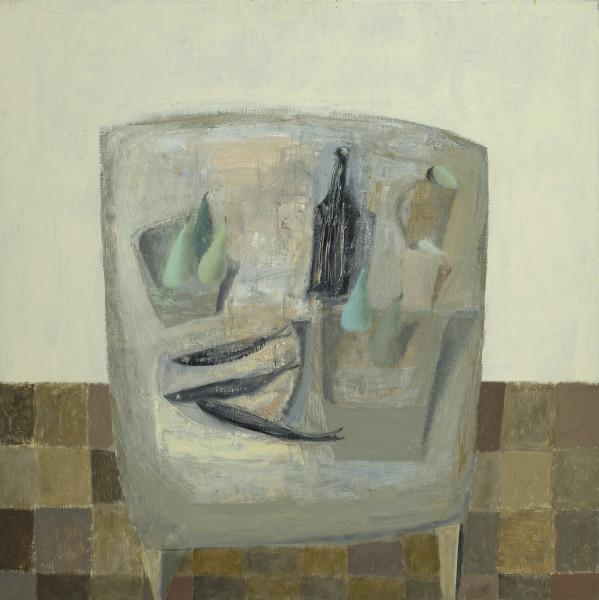 Nicholas Turner, Table, Sardines and Tiles