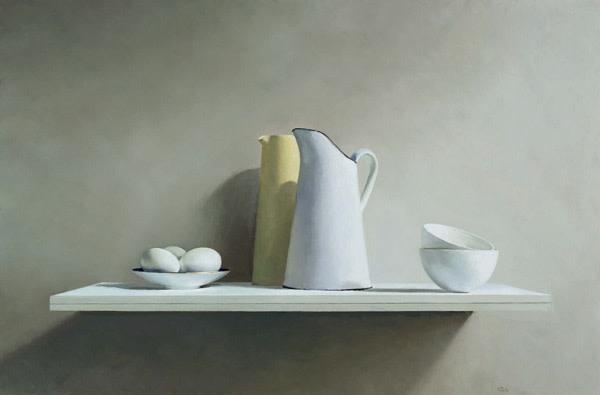 Helen Simmonds, Yellow Jug